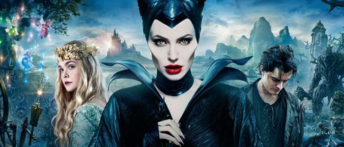 Ein Schlag ins CGI-Wasser des Elfenteichs: das Disney-Märchen MALEFICENT mit Angelina Jolie