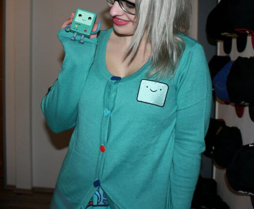 BMO - Who wants to play videogames?