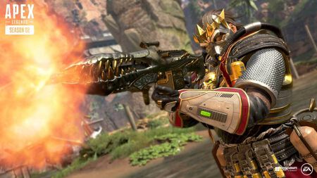 Apex Legends – Season 2: Angriffsgefecht