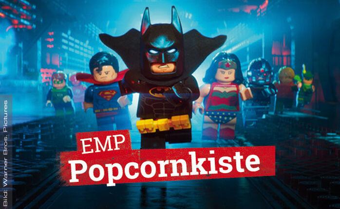 Die EMP Popcornkiste zum 9. Februar 2017