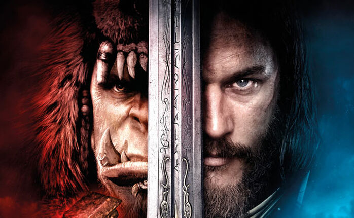 WARCRAFT: THE BEGINNING - Die Videospielverfilmung startet im Kino!