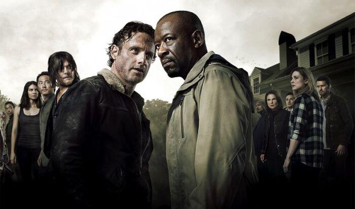 The Walking Dead - Staffel 6 erscheint auf Blu-ray und DVD