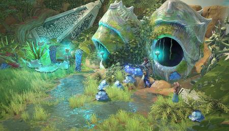 Magic: Legends – Tazeem als neue Welt