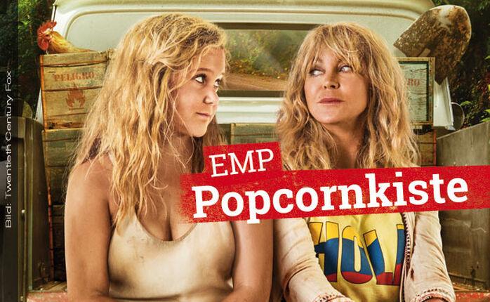 Die EMP Popcornkiste zum 15. Juni 2017