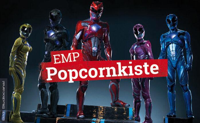 Die EMP Popcornkiste zum 23. März 2017