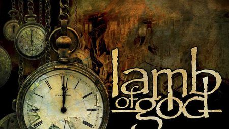 Das Album der Woche: Lamb Of God mit Lamb Of God