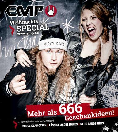 Mehr als 666 Geschenkideen im EMP Weihnachts-Special