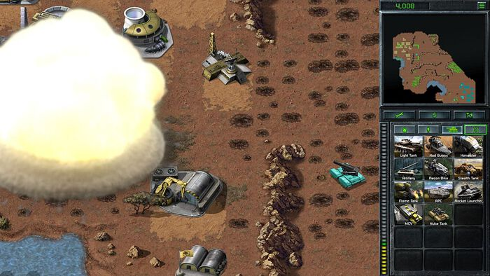 Command & Conquer Remastered Collection: Free to mod!
