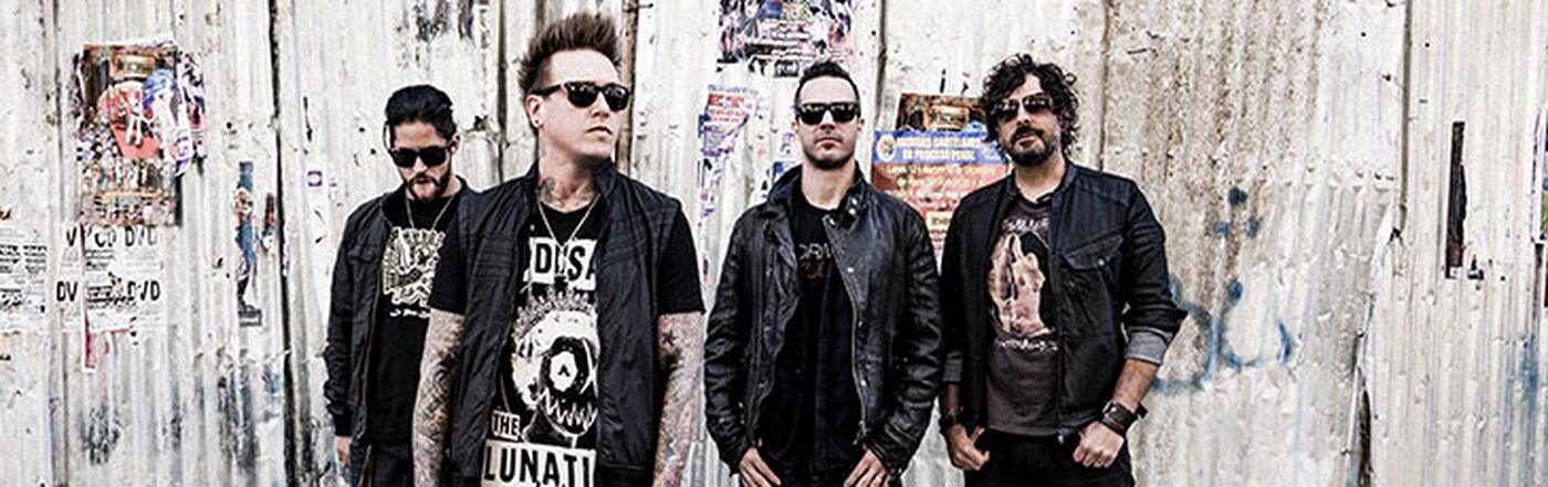 Papa Roach Tour 2017