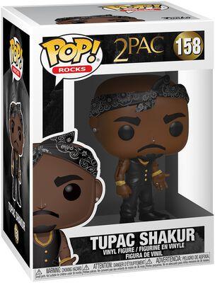 Tupac Shakur (2Pac) Rocks Vinyl Figur 158