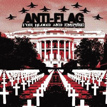 Image of Anti-Flag For blood and empire CD Standard