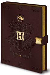 Quidditch - Premium Notizbuch