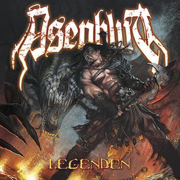 Image of Asenblut Legenden EP-CD Standard