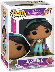 Ultimate Princess - Jasmine Vinyl Figur 1013