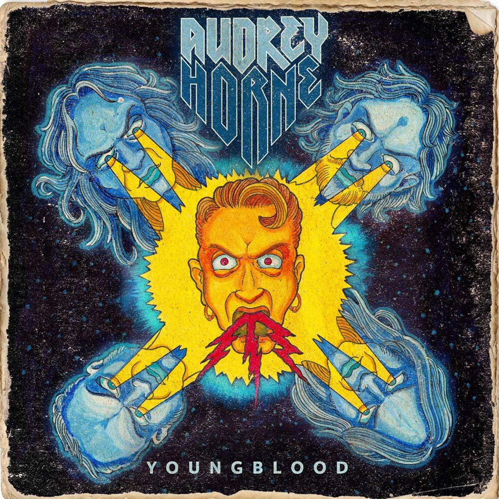 Image of Audrey Horne Youngblood CD Standard