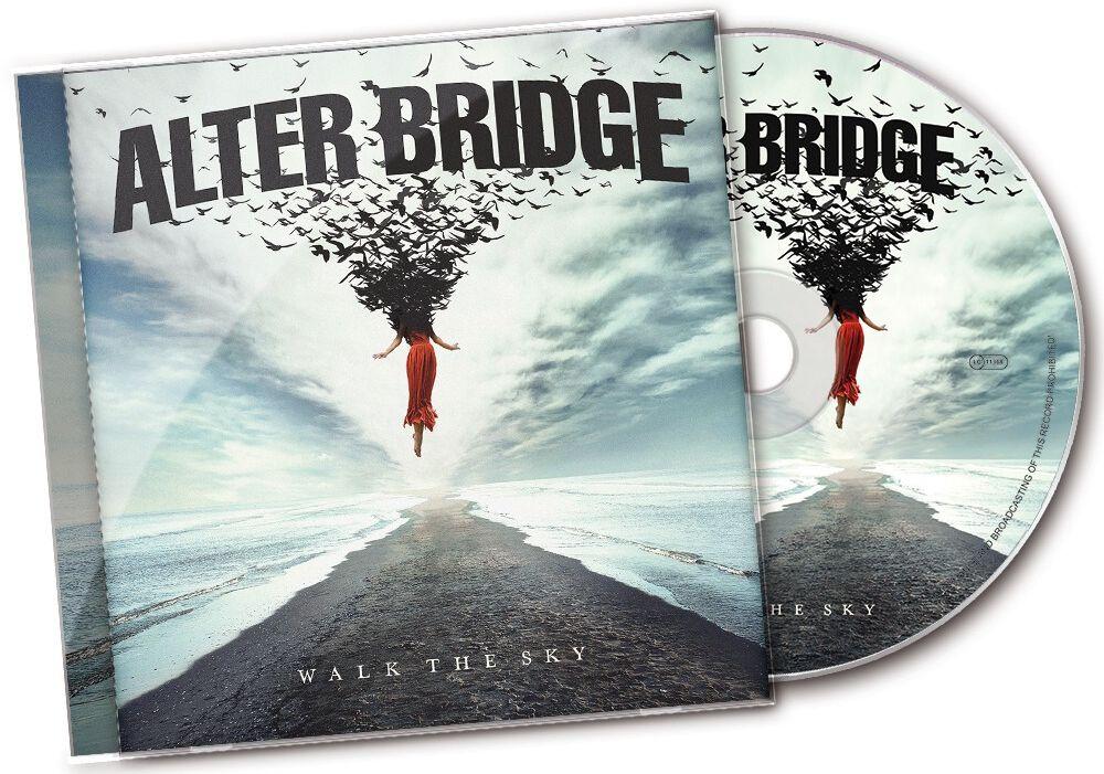 Image of Alter Bridge Walk the sky CD Standard