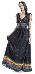 Megan Fiesta Maxi Dress