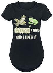 Küss den Frosch I Kissed A Frog And I Liked It