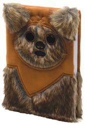 Ewok - Notizbuch (Fluffy)