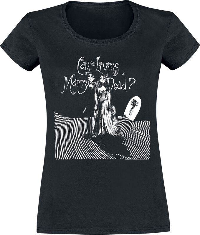 Corpse Bride Marry The Dead