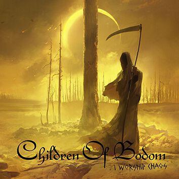 Image of Children Of Bodom I worship chaos CD & DVD Standard