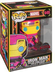 Black Light - Iron Man Vinyl Figur 649