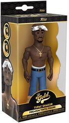 Vinyl Gold - Tupac Vinyl Figur