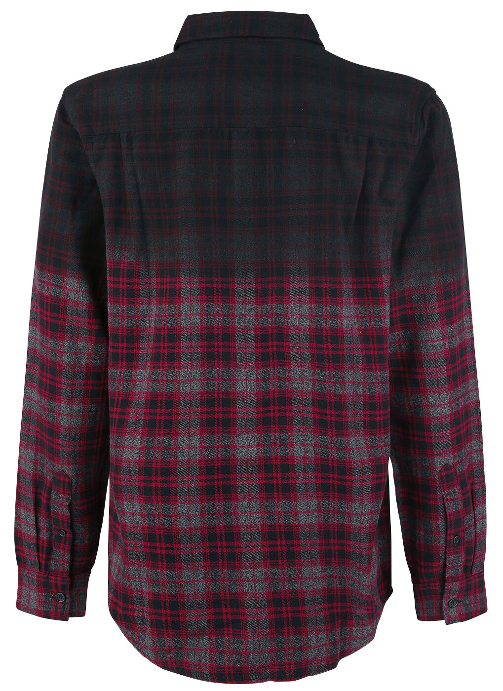 checkered shirt indigo plaid kapuzenpullover jetzt erh ltlich bei emp. Black Bedroom Furniture Sets. Home Design Ideas