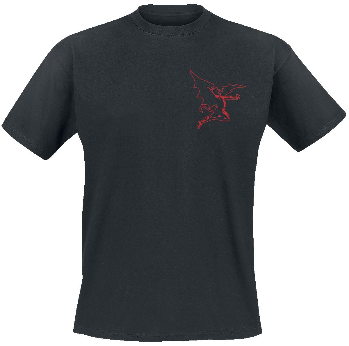 Black Sabbath - Cherub - T-Shirt - black image