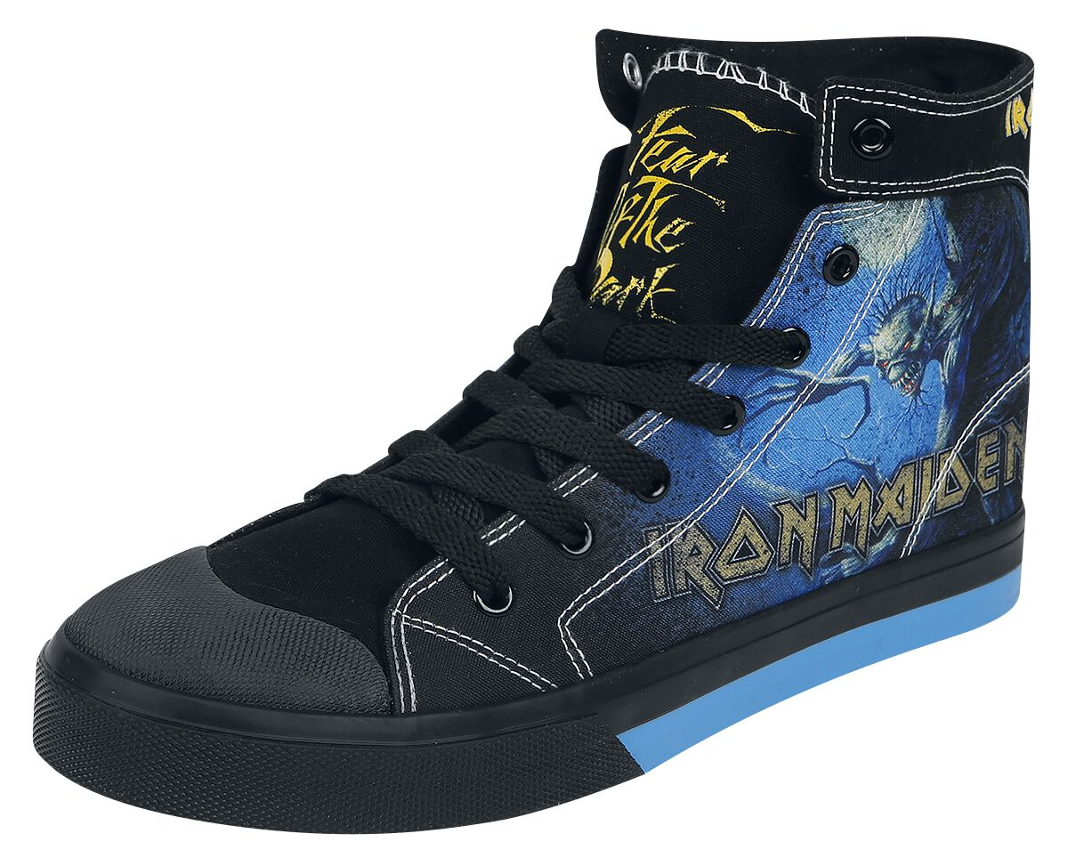 Sneakers - Iron Maiden EMP Signature Collection Sneaker high multicolor  - Onlineshop EMP