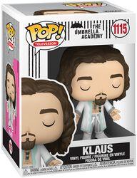 Klaus Vinyl Figur 1115