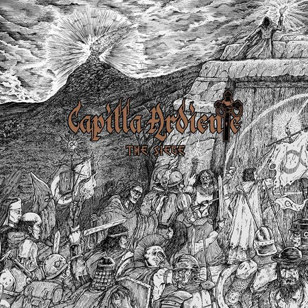 Capilla Ardiente  The siege  CD  Standard