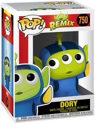 Dory Vinyl Figur 750