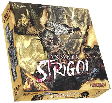 Image of Powerwolf Armata Strigoi Brettspiel Standard