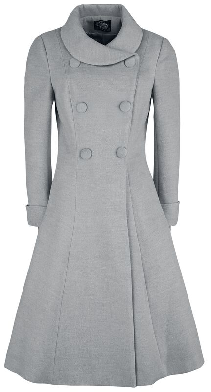 Anastasia Swing Coat