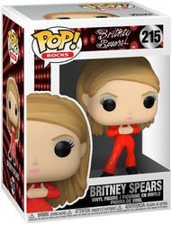 Britney Spears Catsuit Britney Rocks Vinyl Figur 215