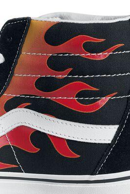 SK8-Hi Reissue Flame