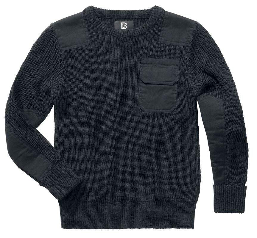 Kids BW Pullover