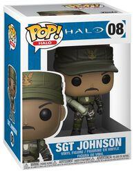 Sgt. Johnson (Cigar) (Chase Edition möglich) Vinyl Figure 08