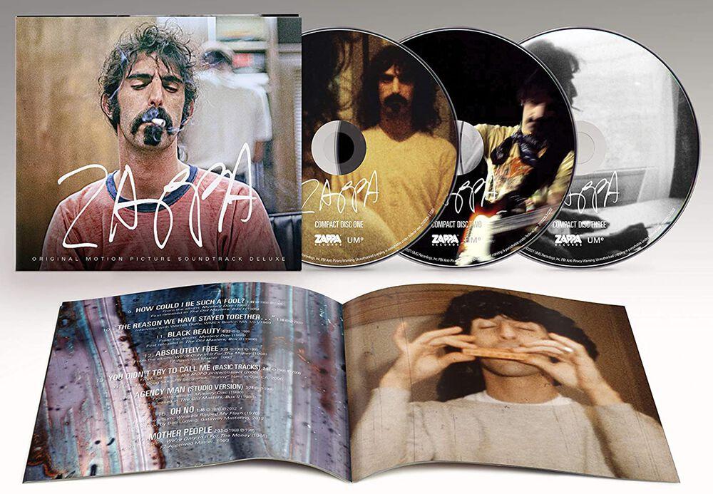Zappa (Original Motion Soundtrack)