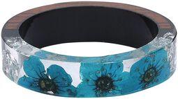 Baby Blue Flower Ring