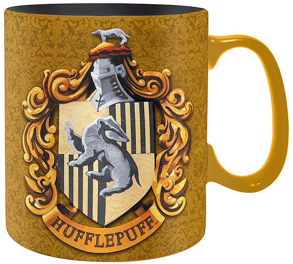 Harry Potter Hufflepuff Tasse gelb ABYMUG684