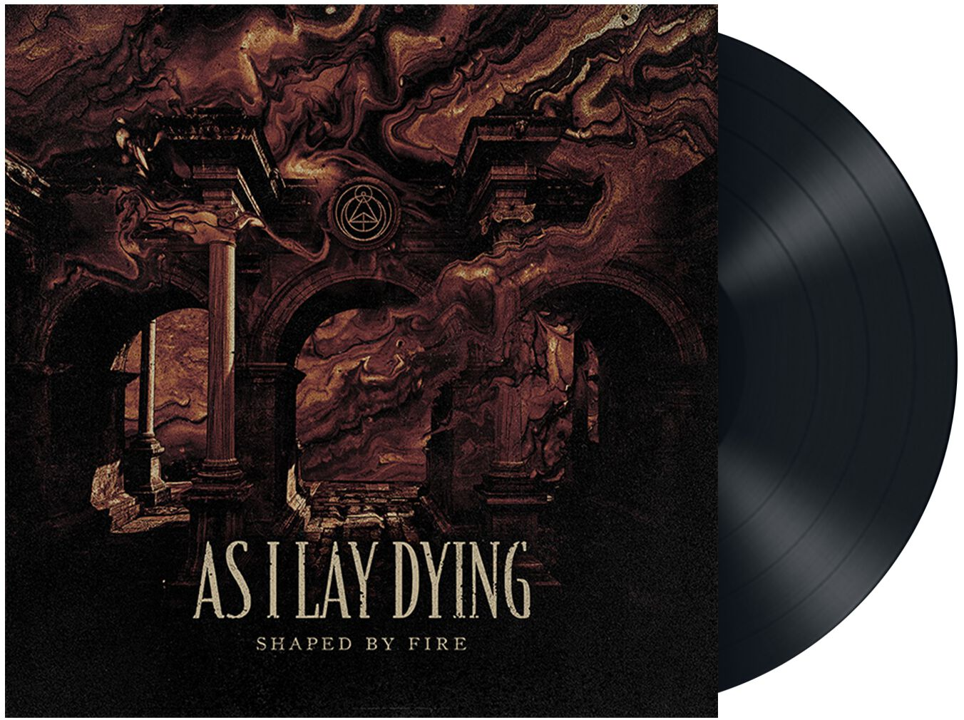 Image of As I Lay Dying Shaped by fire LP Standard
