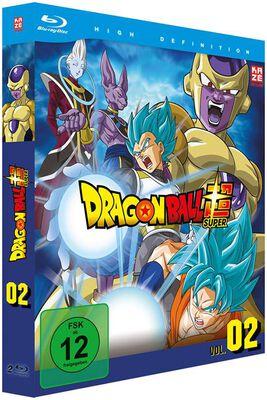 Dragonball Super 2. Arc: Goldener Freezer