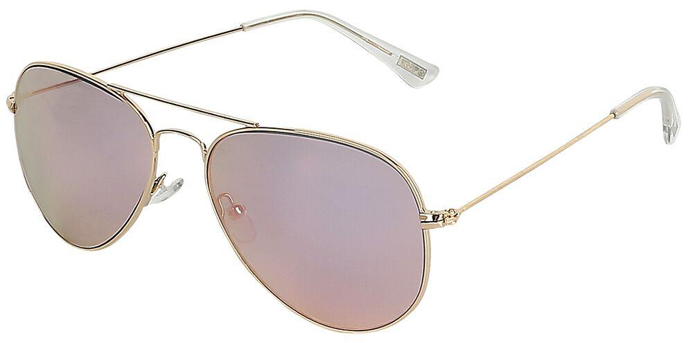 Pilotenbrille - Pink Aviator
