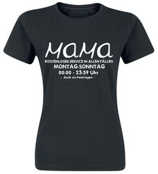 Mama kostenloser Service in allen Fällen ...
