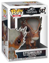 Jurassic World - Stygimoloch Vinyl Figur 587