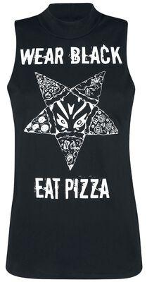 Wear Black Eat Pizza