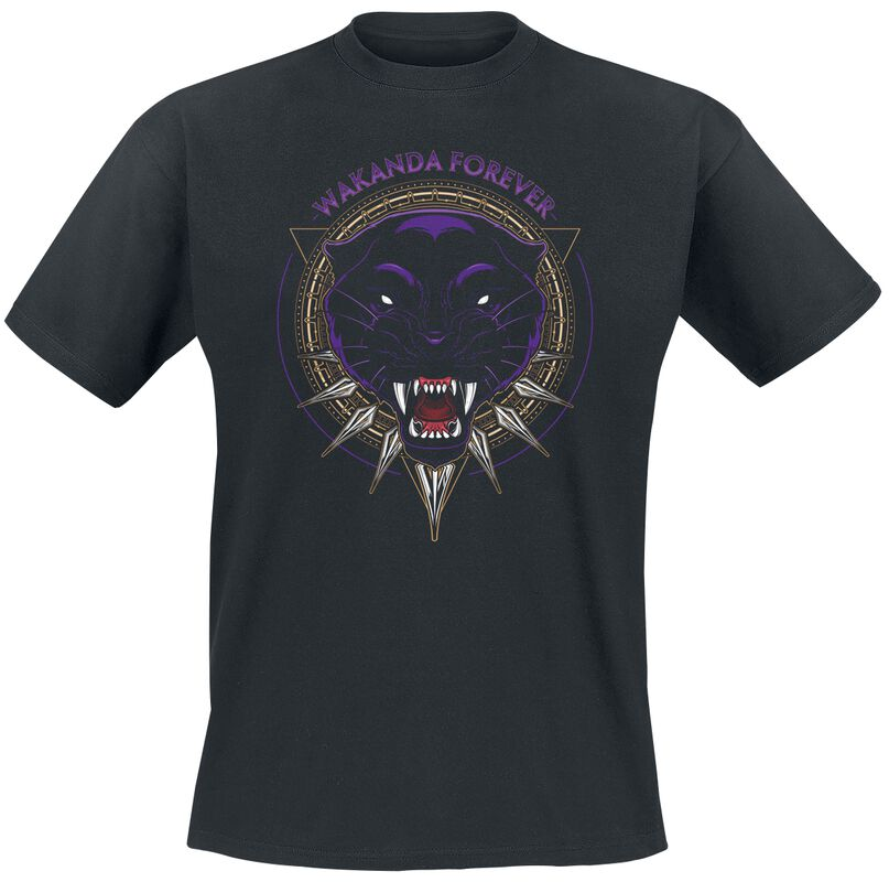 Black Panther - Panther Crest