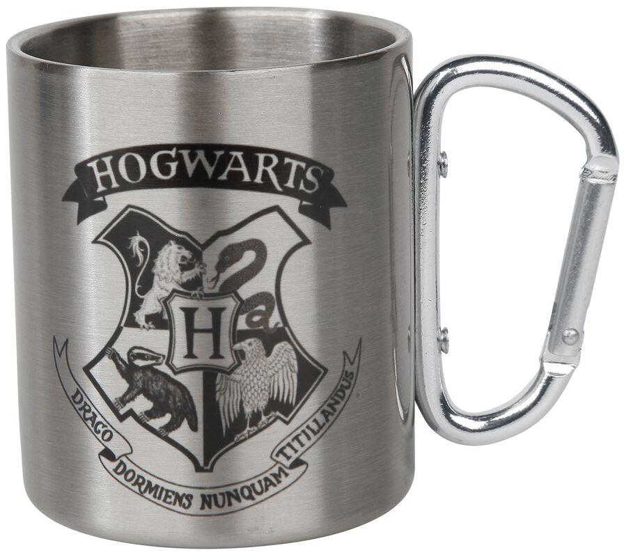 Hogwarts - Tasse mit Karabinerhaken